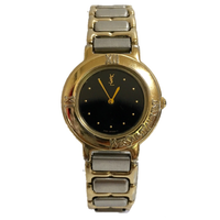 Yves Saint Laurent Watch black