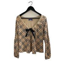 Burberry ribbon check design tops (No.3373)