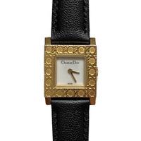 Dior square design watch (No.4413)