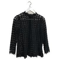 lace design blouse