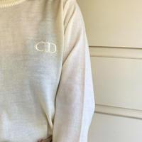 Christian Dior logo tops(No.2318)