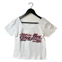 Christian Dior logo tops white(No.3061)