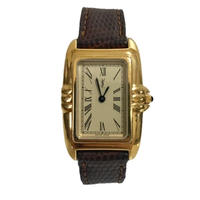 YSL square design Watch