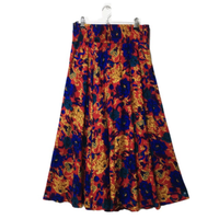 design flower skirt