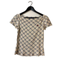 Burberry  check design tops(No.2903/3060)