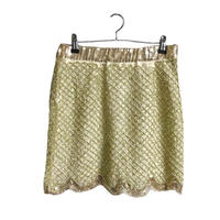bijou span design mini skirt