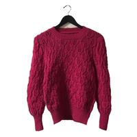 【スペシャルプライス】knit pink