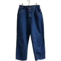 Lee cut off denim