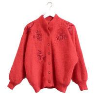 bijou design knit blouson