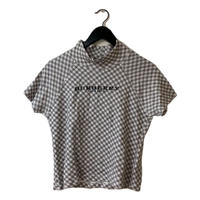 Burberry check design logo tops(No.3245)