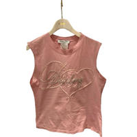 Dior logo Heart tops(No.3044)