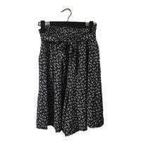 flower design short pants