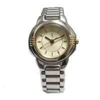 Yves Saint Laurent gold Watch