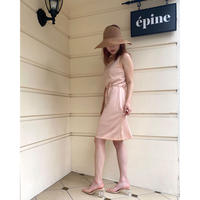 miss Chloe baby pink onepiece (No.3042)