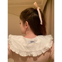 épine label frill collar