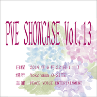 PVE SHOW CASE Vol.13《前売りチケット》