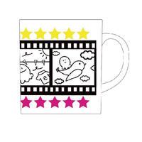 erica2018年ワンマンライブグッズ【4コマ漫画マグカップ】