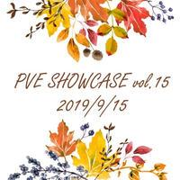PVE SHOWCASE vol.15〈前売りチケット〉
