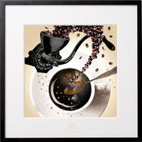 No.0052「Coffee star」コーヒースター aluminum flame