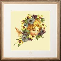 No.0012 「Viola bird」ビオラバード wood flame