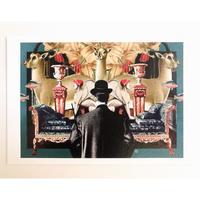ポストカード 「マジカルルーム」