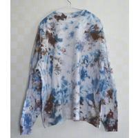 """TEN""タイダイワイドシルエットロングTシャツ <006> size:  L"