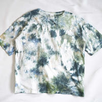 """TEN""タイダイWIDE Tシャツ <016> *ポケット付  size:  M"