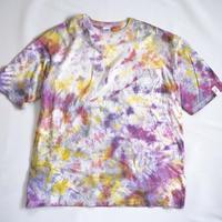 """TEN""タイダイWIDE Tシャツ <029> *ポケット付  size:  XL"