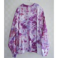 """TEN""タイダイワイドシルエットロングTシャツ <010> size:  XL"