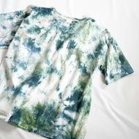 """TEN""タイダイWIDE Tシャツ <008> *ポケット付  size:  M"