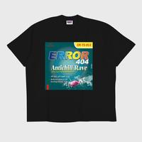 ER-04/ MEDICINE #02 T-SHIRT / BLACK
