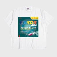 ER-04/ MEDICINE #02 T-SHIRT / WHITE