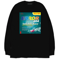 MEDICINE #02  LONG SLEEVE TEE