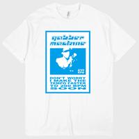ER-04/ GABBER MACHINE T-SHIRT