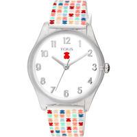 腕時計 Tartan M シリコンバンド マルチ【900350255】