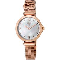 腕時計 ピンク / マザーオブパール・ステンレス(700350160)
