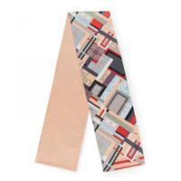 マルチカラーのスカーフ Mossaic(995920119)