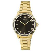 腕時計 Nocturne ゴールド / ジルコニアストーン付き(900350410)