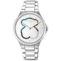 腕時計 Motion シルバー・ジェムストーン (900350325)