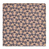 スカーフ Estefa ブラウン / 長方形(995920097)