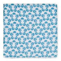 スカーフ Estefa ブルー / 長方形(995920096)