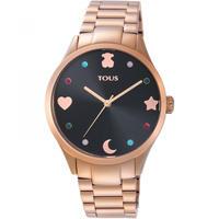 腕時計SUPER POWER ベルト:ステンレススチール/ ピンクゴールド / 37mm(800350720)