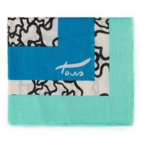 ブルーのスカーフ Kaos Brevia(995920102)