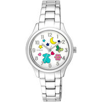腕時計 Nitモチーフ ステンレススチール マルチ【900350225】