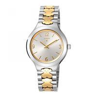 腕時計 New Pragaコンビ ベルト:ゴールドコーティング・スチール / ステンレススチール / 33mm(500350165)