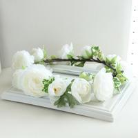 花かんむり:ラナンキュラス(Mサイズ)アーティフィシャル