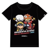 ※数量限定再販中※ GGBOYZ 世界大会2連覇記念 限定Tシャツ