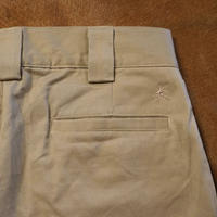 "[ESG-2PL1-K]  ""LONG PANTS"" FOR TWO PIECE  / KHAKI"