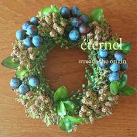 mini wreath w/berry  φ15