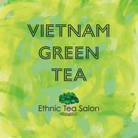 ベトナム スオイザン爽やか 緑茶 15g